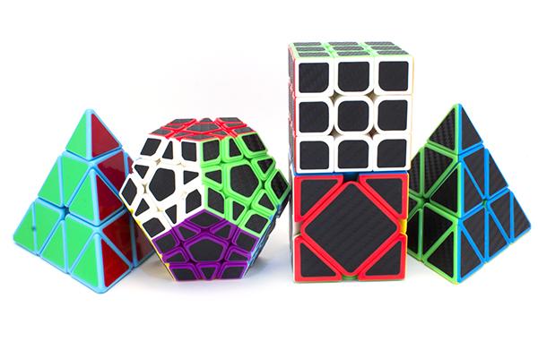 Большой набор с сумкой MoYu Collection | Кубики МоЮ