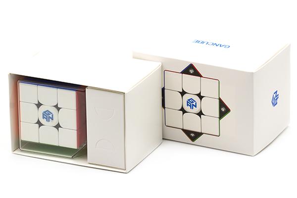 GAN 354 V2 Magnetic 3x3 | ГАН 354 В2 Магнетик