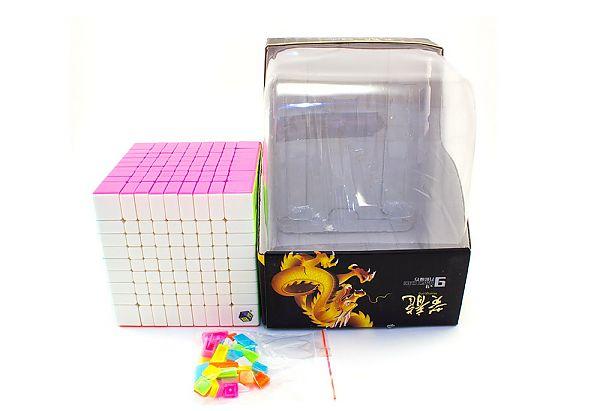 YuXin 9x9 HuangLong | Юксин 9 на 9 ХуангЛонг