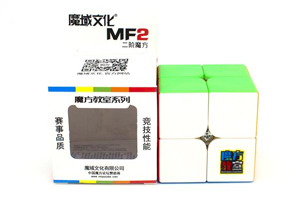 MoYu MoFangJiaoShi MF2 2x2 | Мою Cubing Classroom мф2