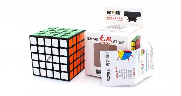 MoFangGe 5x5x5 WuShuang | QiYi МоФангГе 5 на 5 ВуШуанг