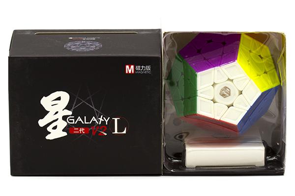 MoFangGe X-Man Galaxy Megaminx V2 L Magnetic   МоФангГе Гэлакси Мегаминкс в2 Л Магнитный