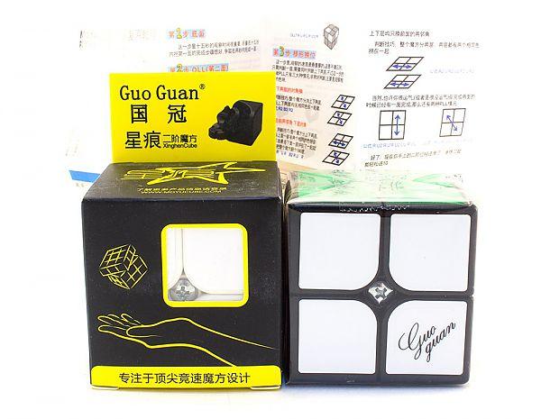 MoYu GuoGuan XingHen 2x2 | ГуоГуан 2 на 2