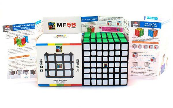 MoYu MoFangJiaoShi MF7S 7x7 | Мою 7 на 7 МФ7С