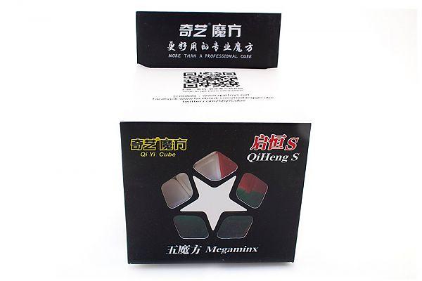 MoFangGe QiHeng Megaminx | МоФангГе ЧиХенг Мегаминкс