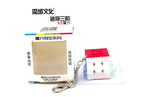 Брелок MoYu MoFangJiaoShi mini 35 mm   Мою Cubing Classroom мини