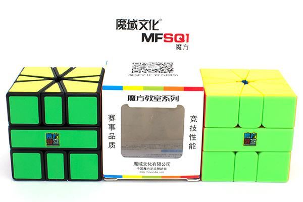 MoYu MoFangJiaoShi Square-1   МоЮ Cubing Classroom Скваер-1