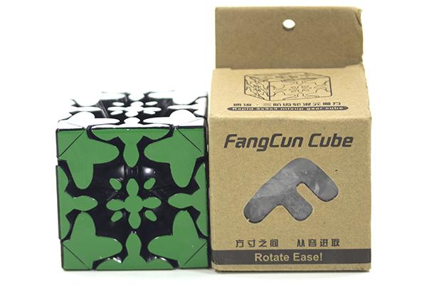 FangCun Gear Cube Mixup | ФангКун Геар Куб Миксап