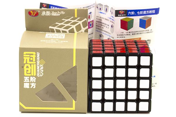 MoYu 5x5 GuanChuang | Мою 5 на 5 ГуанЧуанг