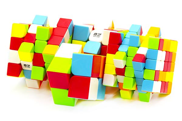 Набор MoFangGe Qi 2x2-5x5   МоФангГе Подарочный Комплект